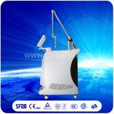 Electro-Optic interruptor Q ND laser YAG pulso único real tratamento indolor