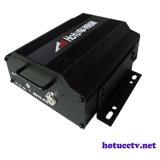 H. 264 передвижная модель автомобиля DVR встроенная GPS HDD (HT-6505)