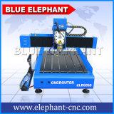 회사 사용 CNC 대패, CNC 기계 2 바탕 화면 6090 광고 의 알루미늄 PCB 광고를 위한 CNC 대패