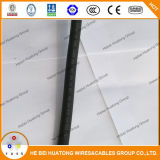 PV 90c 8000 Serie des Aluminiumlegierung-Leiter-XLPE Isolierungs-Schwarz-Farben-