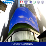 옥외 Full Color Advertizing LED Display 또는 Video Screen P8, P6, P10 LED Panel