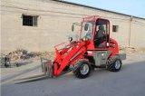 Zl910 1000kg de carga nominal de qualidade superior do melhor preço Mini carregadeira agrícola