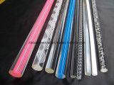 다른 유형 및 색깔에 있는 PMMA 로드