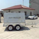 De Hoogste Aanhangwagen van de kleinhandelaar/de Aanhangwagen van de Luifel Trailer/Tandem (swt-TTT85)