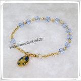 Braccialetto Handmade popolare del branello della resina del branello più poco costoso del braccialetto del commercio all'ingrosso del braccialetto della Cina di fascino di amore (IO-aj032)