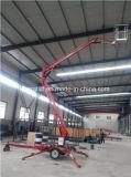 Aprobación CE Tráiler remolcable montado en el brazo de elevación (TBL)