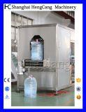 Máquina automática de Seting de la bolsa para 5 galones de botella