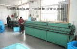 Cepillo plástico del filamento con la maneta negra plástica