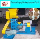 Máquina de extrusión de pellets de alimentación flotante de peces