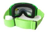 Magnetisches entfernbares Objektiv-ultraviolettes Sports Glas-Snowboarding-Schutzbrillen
