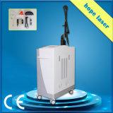 Beste q-Schalter Nd YAG Laser-Tätowierung-Abbau-medizinische Ausrüstung
