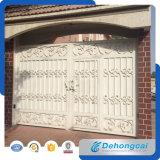 Diseños principales lo más tarde posible usados de la puerta del hierro labrado de la casa hermosa de Dubai
