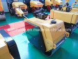 판매 (FYLJ-S600C)를 위한 도보 강철 바퀴 소형 진동하는 롤러