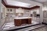 2015 à Hangzhou Welbom Blanc peinture pure des armoires de cuisine Un design simple