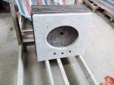 Оптовая торговля полированными мраморными столешницами/зеркала в противосолнечном козырьке/Таблица/ванная комната верхней части