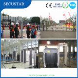O detector de metal resistente à intempérie portões de segurança de eventos