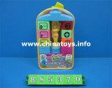 Горячие смешные воспитательные игрушки, блок Buklding игрушек младенца пластичный DIY (885368)