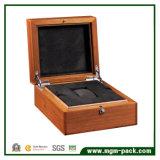 Boîte à bijoux en bois pour emballage en bambou personnalisé