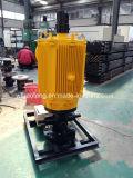 Dispositivo de transmisión de conducción de tierra de la bomba bien de la bomba de tornillo del martillo 22kw