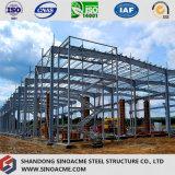 Портал Sinoacme стальной рамы структура практикума строительство