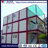 20FT Behälter-Haus für Arbeitslager mit Küche und Toilette