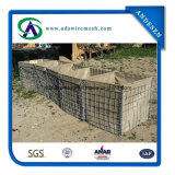 Mil5 2424 Hescoの障壁、砂の壁のHescoの軍の障壁