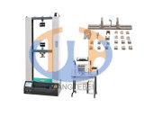 Probador de la fuerza de la fuerza que pela/máquina de prueba extensible del instrumento extensible del cable/del alambre de acero