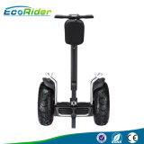卸し売り中国の電気一人乗り二輪馬車の倍電池1266wh 72V 4000W Eのスクーター21インチの脂肪質のタイヤの移動性のスクーター