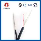 Cable óptico del tubo central autosuficiente con 8 la figura Gyxc8y