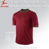[هلونغ] ملابس رياضيّة بيع بالجملة رجال كرة قدم قميص مع [هيغقوليتي]