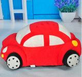 Automobile del giocattolo farcita peluche molle su ordine dei giocattoli del bambino