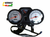 Instrument de moto de Ww-7280 Hj150-3A, indicateur de vitesse
