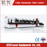 Máquina de corte del laser de la fibra del tubo del CNC 700W (EETO-P2060)