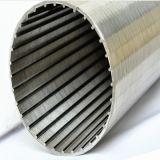 Acero inoxidable Johnson Pantalla / cuña de cable para la perforación petrolífera