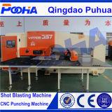 Máquina de perfuração mecânica CNC da placa de aço AMD-357