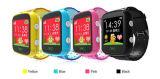 Gosses colorés GPS suivant le téléphone intelligent de montre avec Sos/GPS Y9
