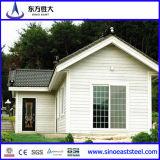 Nuovo Design Prefabricated Villa/House Villa/Villa con Garage /Steel Structure House