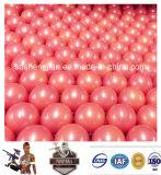 Puntos negros/0.68 calibres Paintballs colorido de Paintball del estándar de ISO