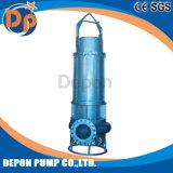 Bomba de lodo submersível com interruptor de flutuador