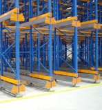 Racking high-density de Rgv Shuttl