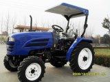 최신 판매 4 바퀴 트랙터 18HP-35HP 디스트리뷰터는 원했다! 18-25HP는 제조자 농업 기계장치 장비 4 바퀴 농장 트랙터를 전문화했다