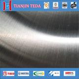 Lamiera sottile spazzolata AISI430 dell'acciaio inossidabile