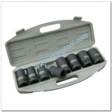deep Impact Socket Set_Cr-Mo (CM010608M3) Be1インチの先生のachのマット