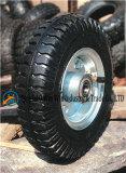 """8 """" 피마자 바퀴를 위한 X2.50-4 압축 공기를 넣은 고무 바퀴"""