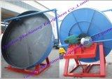 Ferme de fumier de fumier de vache Ligne de production d'engrais organique Machine à granulés