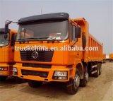 China Shacman Venta caliente 6X4 40t volquete