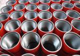 """Venta caliente! ! ! API 5CT 5-1/2"""" Acoplamiento de la caja LC/STC/Btc J55/K55/N80/L80/P110 para el campo de aceite"""