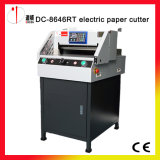 DC-8646rt Electric Program-Controlled Document Scherpe Machine, Paper Cutter
