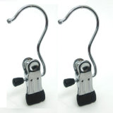 Single Boots Chaussettes Laundry Clip Hook Hanger