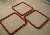 Garniture d'éponge de silicone, garniture de mousse de silicone
